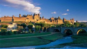 Carcassonne - a great day out from Domaine Saint Hilaire